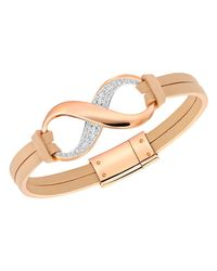 Swarovski - Natural Exist Bracelet - Lyst