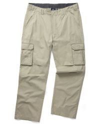 Tog 24 | Natural Canyon Mens Cargo Trousers Regular for Men | Lyst