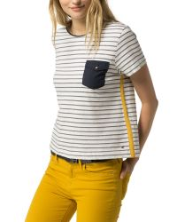 Tommy Hilfiger - White Florence Top - Lyst