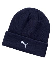 PUMA | Blue Control Beanie for Men | Lyst