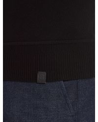 Victorinox - Black Workhorse Crew Neck Sweater for Men - Lyst