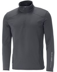Galvin Green | Gray Dwayne Insula Half Zip Jumper for Men | Lyst