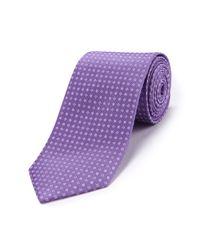 Skopes | Purple Fancy Silk Tie for Men | Lyst