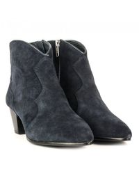 Ash | Blue Hurrican Ankle Boots | Lyst