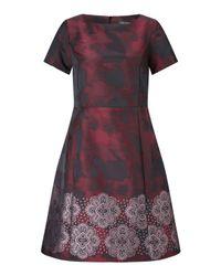 James Lakeland | Embroidered Taffeta Dress | Lyst