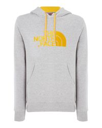The North Face | Gray Drew Peak Pullover Hoody for Men | Lyst