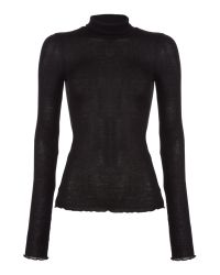 Free People | Cami Modern Cuff Layering Top In Black | Lyst