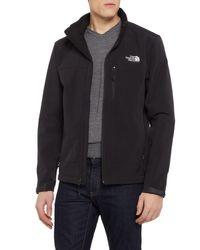 The North Face - Black Windwall Apex Bionic Jacket for Men - Lyst