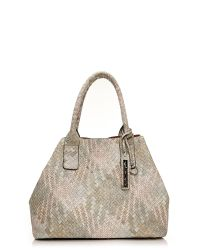 Moda In Pelle | Natural Valerobag Nude Porvair | Lyst
