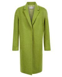 Hobbs | Green Rowena Coat | Lyst