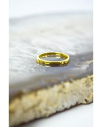 Maria Black | Metallic Serra Diamond Ring | Lyst