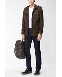 HUGO - Blue Slim-fit Jeans In Dyneema® Denim for Men - Lyst