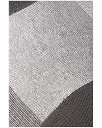 BOSS Green   Black 'zelchior_pro'   Water Repellent Cotton Golf Sweater for Men   Lyst