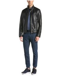 BOSS - Blue Stretch Cotton Jean, Tapered Fit   Danyel for Men - Lyst