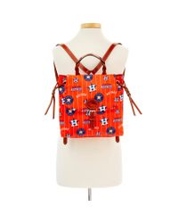 Dooney & Bourke - Red Mlb Astros Flap Backpack - Lyst