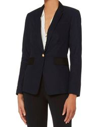 Rag & Bone - Blue Windsor Blazer - Lyst