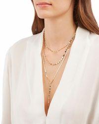 Lana Jewelry Elite Blake Remix 14K Gold Necklace OhNBYrI8