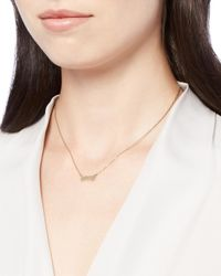 Bianca Pratt - Metallic Nyc Necklace - Lyst