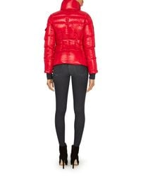 Sam. - Candy Red Freestyle Puffer Jacket - Lyst