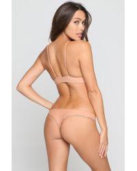 Acacia Swimwear   Natural Ho'okipa Bikini Bottom   Lyst