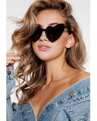 Ivyrevel - Heartbreaker Sunglasses Black - Lyst