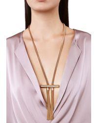 Ivyrevel - Blue Pegasus Pendant Necklace - Lyst