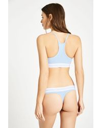 Jack Wills - Blue Stanton Heritage Thong - Lyst