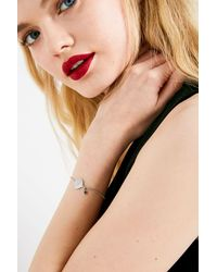 Jack Wills - Metallic Silverthorne Star Bracelet - Lyst
