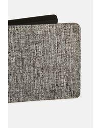 Jack Wills - Gray Cowan Nylon Wallet for Men - Lyst