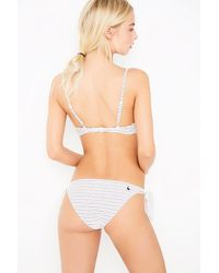 Jack Wills - Multicolor Botany Bustier Bikini Top - Lyst
