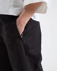 Jaeger - Black Patch Pocket Culottes - Lyst