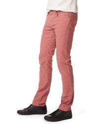 J Brand - Multicolor Kane Straight Fit In Terridium for Men - Lyst