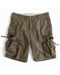 J.Crew | Natural Ripstop Cargo Short for Men | Lyst