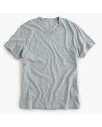 J.Crew - Natural Slim Broken-in V-neck T-shirt for Men - Lyst