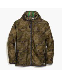 J.Crew - Green New Balance Windcheater Jacket for Men - Lyst