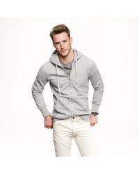 Reigning Champ - Gray Full-zip Hoodie for Men - Lyst