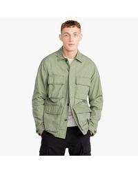 J.Crew - Green J.crew Mercantile Field Jacket for Men - Lyst