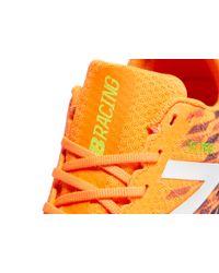 New Balance Orange Xc700v5 Men's Cross Country Running Shoes for men