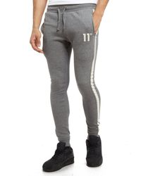 11 Degrees | Gray Reflective Fleece Pants for Men | Lyst