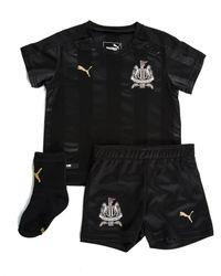 Lyst - PUMA Newcastle United 2017 18 Third Kit Infant in Black for Men 2298c361c