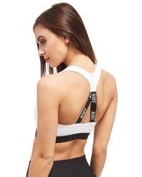 Nike - White Read Pro Sports Bra - Lyst