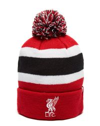 47 Brand   Red Liverpool Fc Breakaway Beanie for Men   Lyst