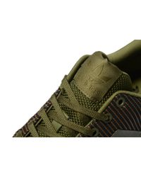 Adidas Originals - Green Zx Flux for Men - Lyst