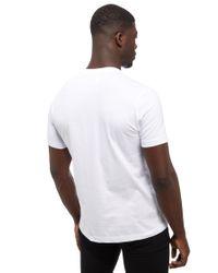 Original Penguin - White Core Logo T-shirt for Men - Lyst