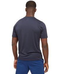 The North Face - Blue Flex T-shirt for Men - Lyst