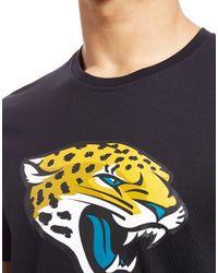 KTZ - Black Jacksonville Jaguars T-shirt for Men - Lyst