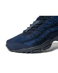 Nike - Blue Air Max 95 Ultra Jacquard for Men - Lyst