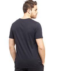 Nike - Black Air Foil T-shirt for Men - Lyst
