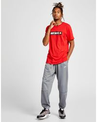 1c31695136c1 Nike Air Max Ft Track Pants in Gray for Men - Lyst