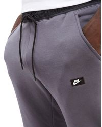 Nike - Gray Modern Fleece Pants for Men - Lyst